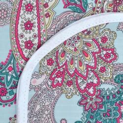 Mantel Impermeable arabesco aqua tranqui