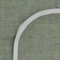 Mantel Impermeable liso verde