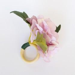Pack 6x - Servilletero hortensia lila