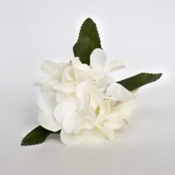 Pack 6x - Servilletero hortensia blanca