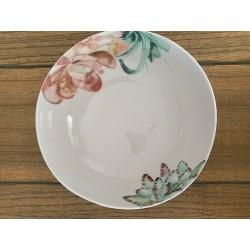 Bowl melamina flores