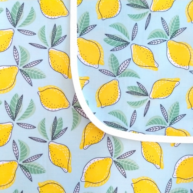 Mantel impermeable Limones