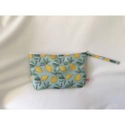 Neceser rectangular limones